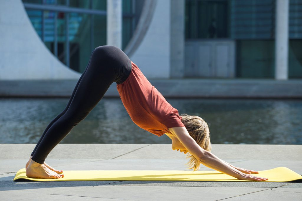 Yogakurse mit Denise